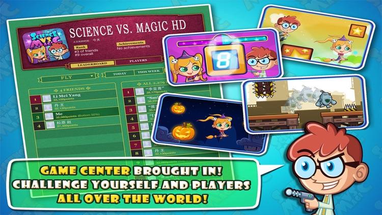 Science vs.Magic-2 Player Game
