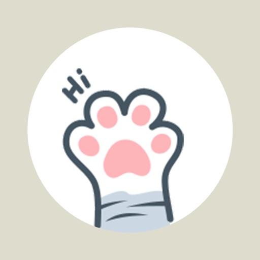 Cute Cat's Paws