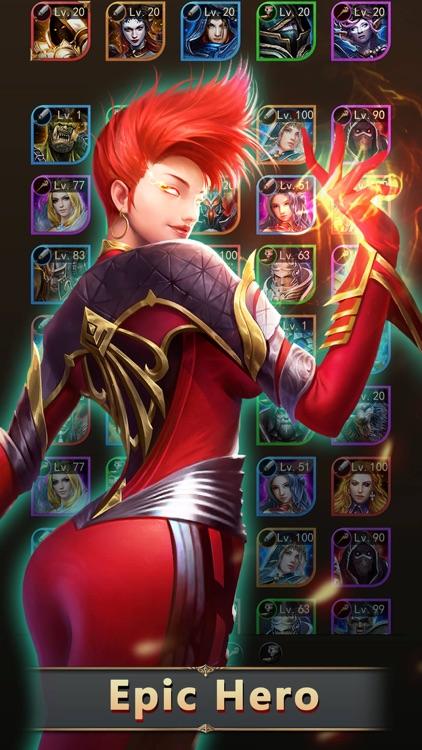 Honor of Kings - Epic Heroes