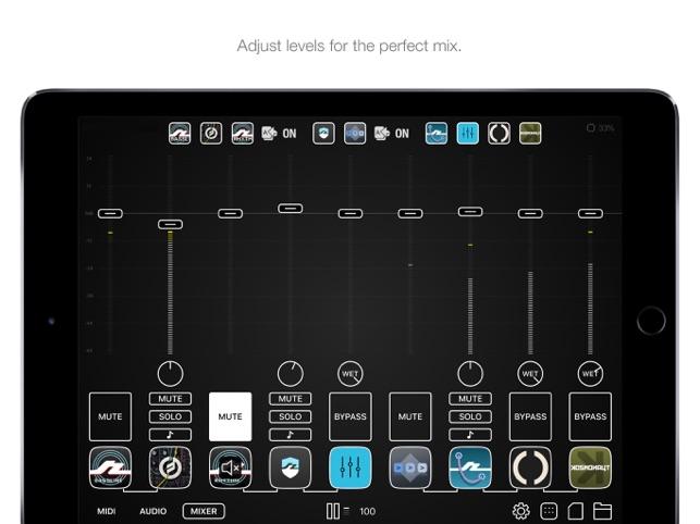 Audiobus 3 Screenshot