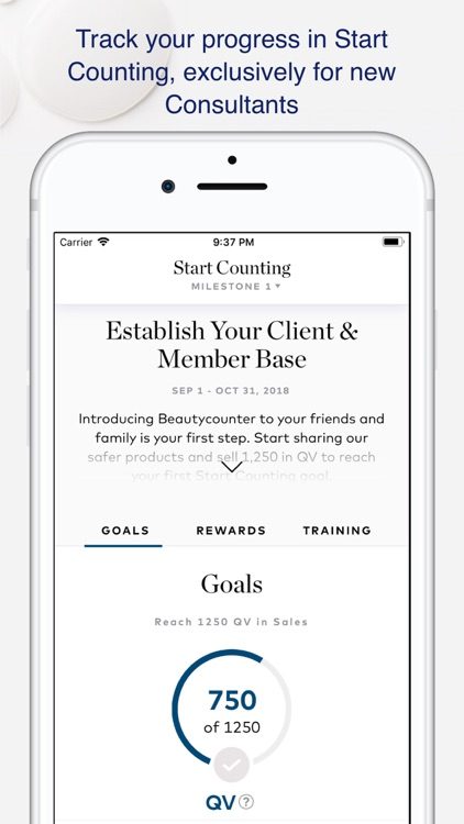 My Counter App - Beautycounter screenshot-5