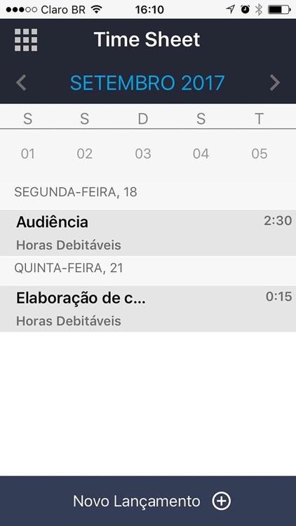 Law Office Mobile screenshot-3