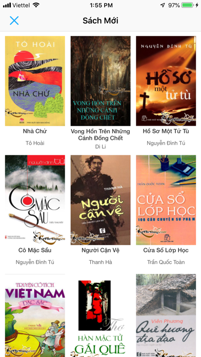 Sách nói - Audio books online screenshot two