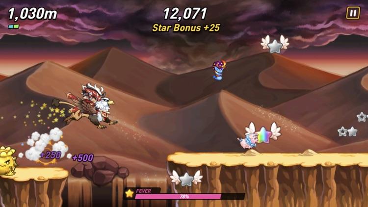 WIND runner adventure screenshot-3