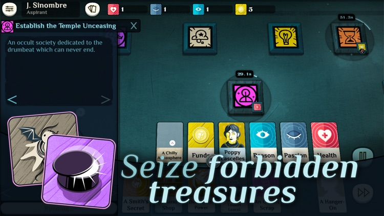 Cultist Simulator screenshot-5
