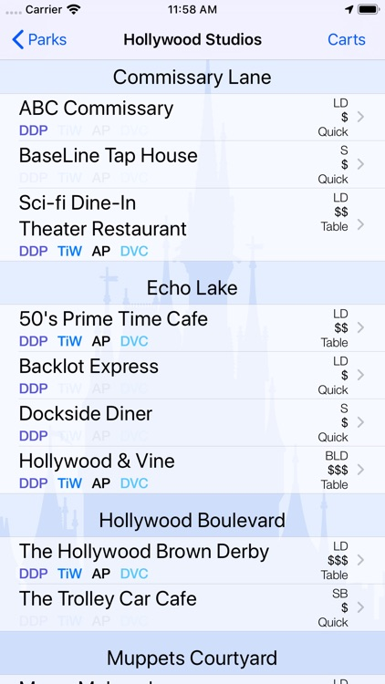 Magic Guide for Disney World screenshot-5
