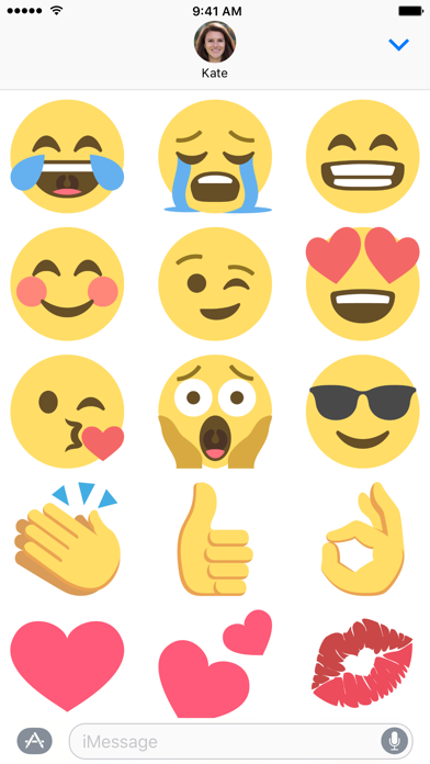 Mega Moji – Emoji Stickers
