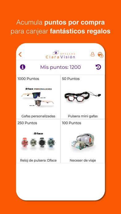 Ópticas ClaraVisión screenshot two
