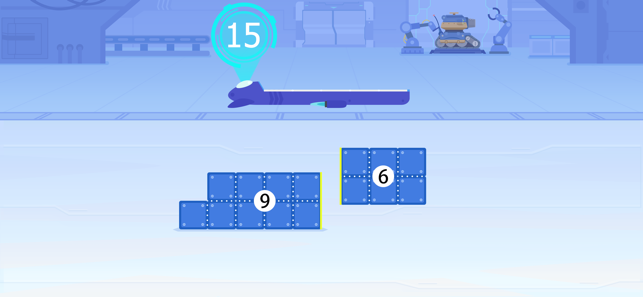 ‎Dinosaur Math - Learning Games Screenshot