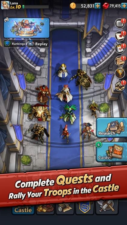 Castle Burn screenshot-4