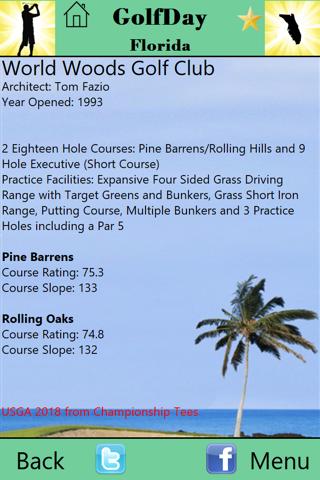 GolfDay Florida - náhled