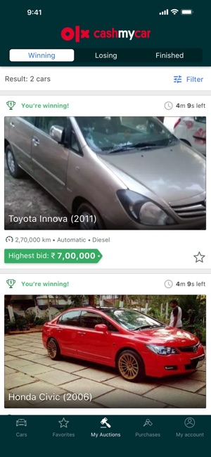Muscle Cars For Sale In India Olx