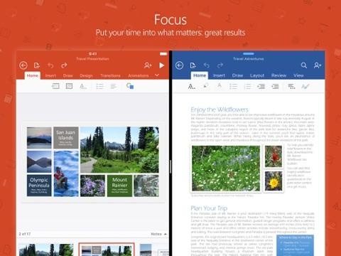 Microsoft PowerPoint - náhled