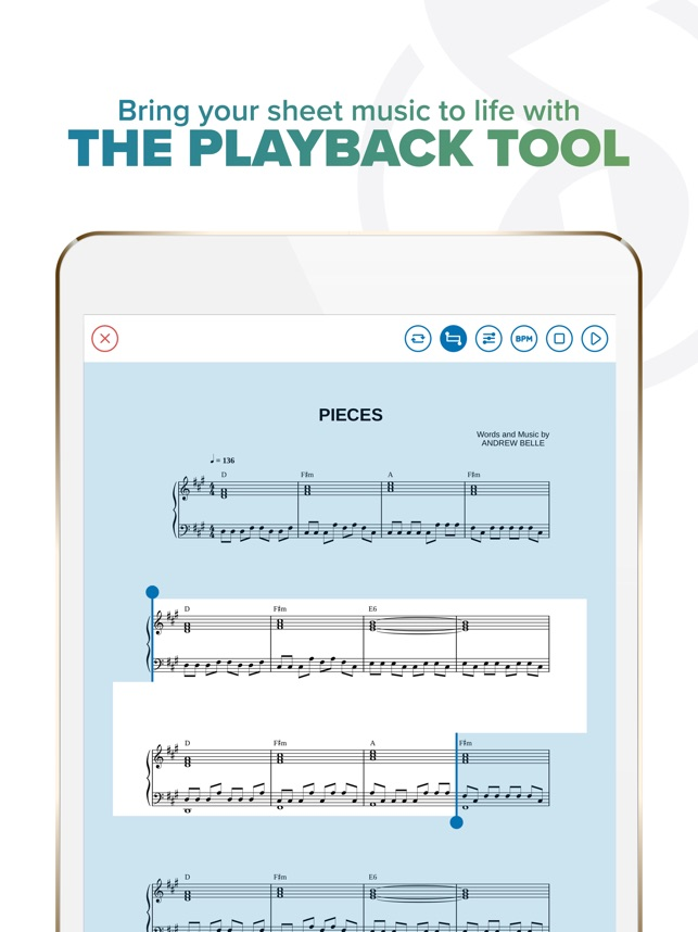 Musicnotes on the App Store