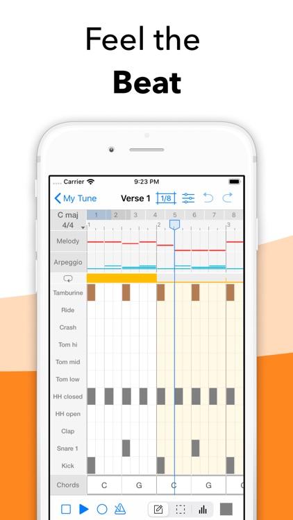 Tune Maker - Compose Music screenshot-3