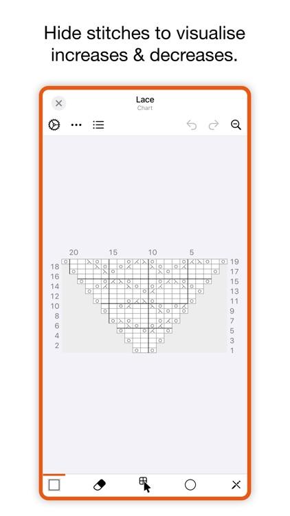 Knitting Chart screenshot-6