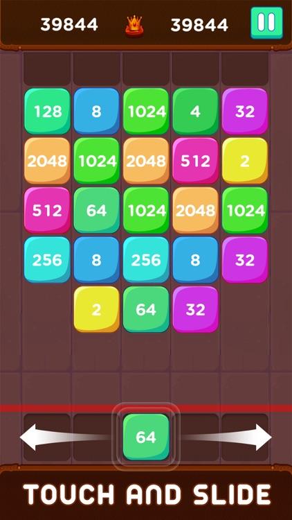 Merge Block - Shoot 2048