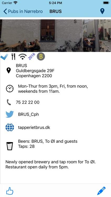 Beer Guide Copenhagen screenshot-4