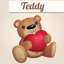 Teddy Sticker for iMessage