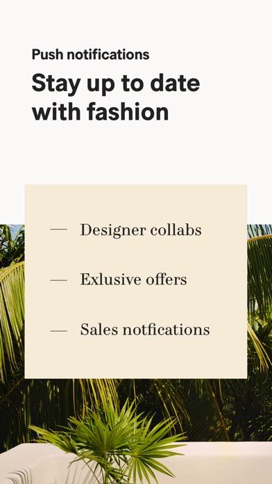 Screenshot for H&M - amiamo la moda in Italy App Store