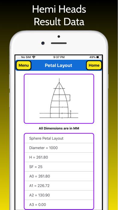 Petal Layout Pro screenshot 8