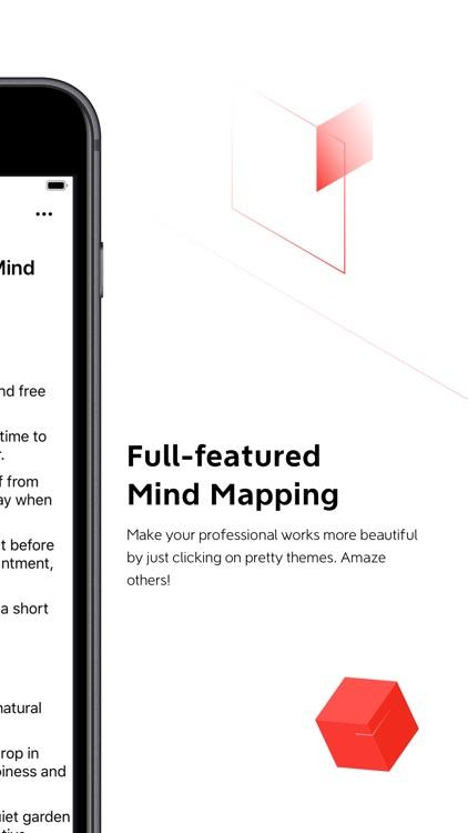 XMind: Mind Map screenshot-3