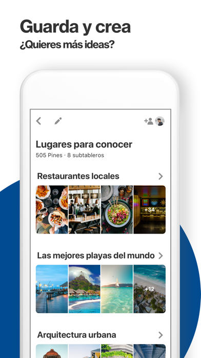 Descargar Pinterest para Android