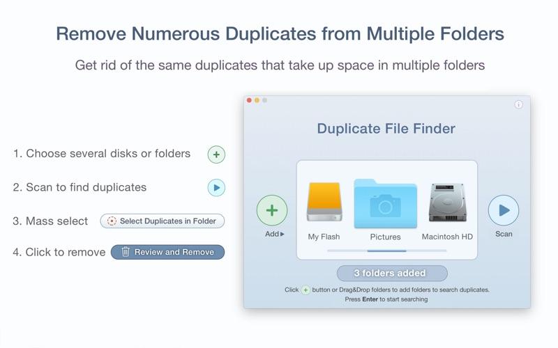 Duplicate File Finder Screenshot