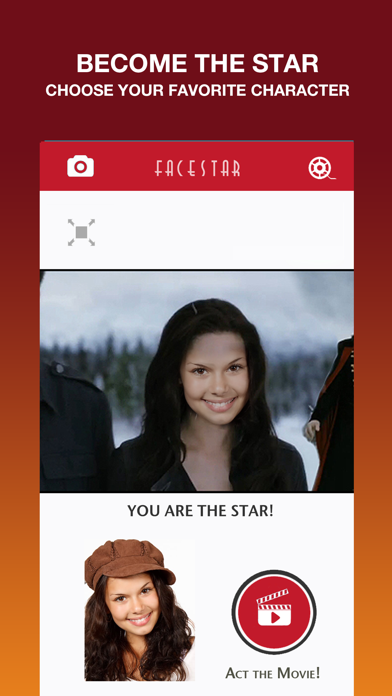 FaceStar App screenshot 2