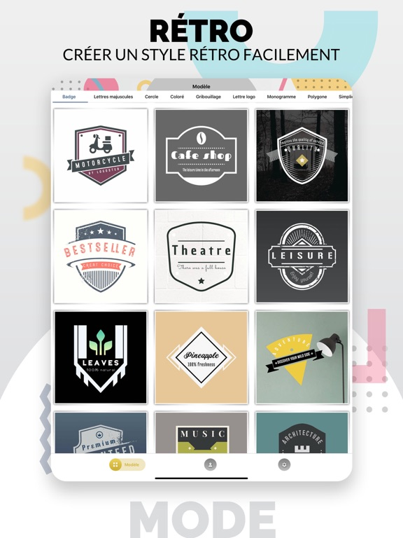 Screenshot #5 pour Logo Maker | Logoster