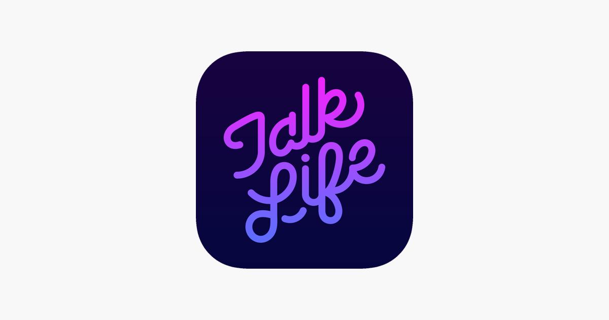 Image result for talklife logo