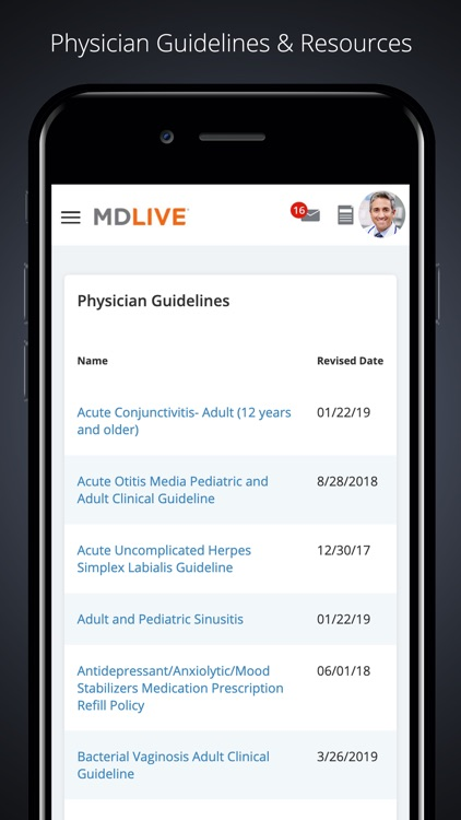 MDLIVE for Providers screenshot-4