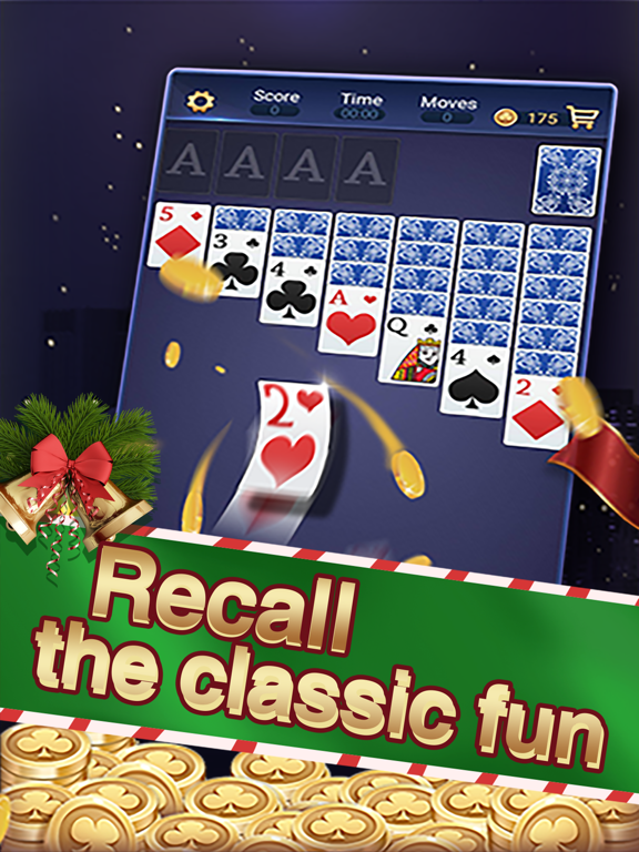 Classic Solitaire 2019 screenshot 4