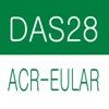 DAS28/ACR-EULAR criteria - iPadアプリ