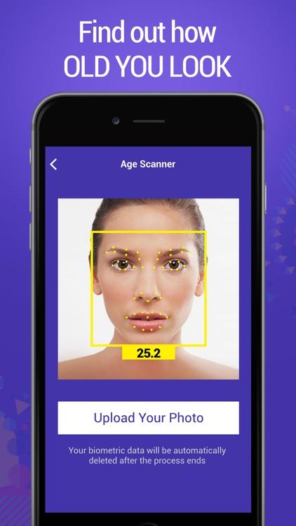 FACE LAB - AI Face Analyzer! screenshot-4