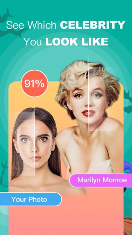 Look like-Celebrity look alike