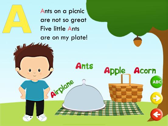 Скачать Английский алфавит для детей 5