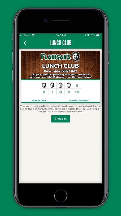 Flanigan's Seafood Bar & Grill screenshot-1