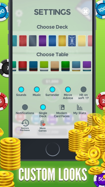 Blackjack 21! screenshot-3
