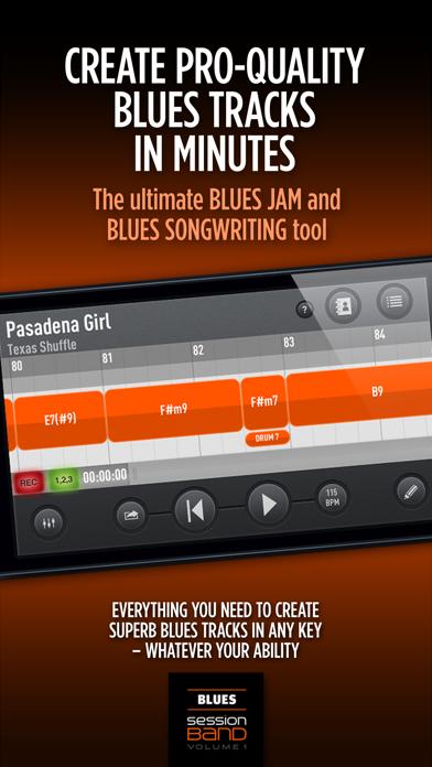 SessionBand Blues 1のおすすめ画像1