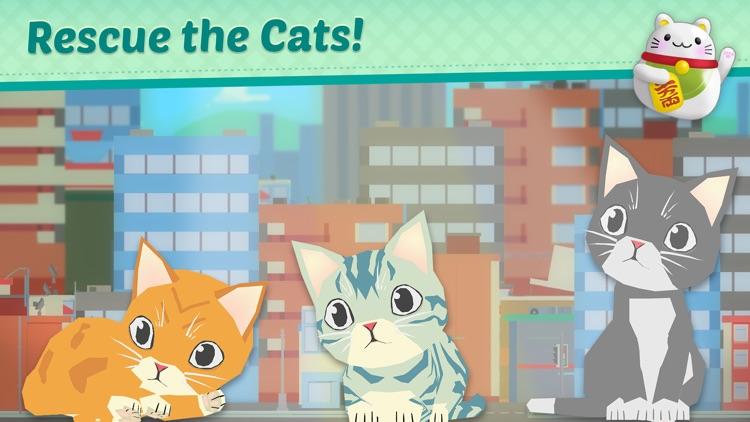 City Cat Rescue: Match 3 screenshot-0