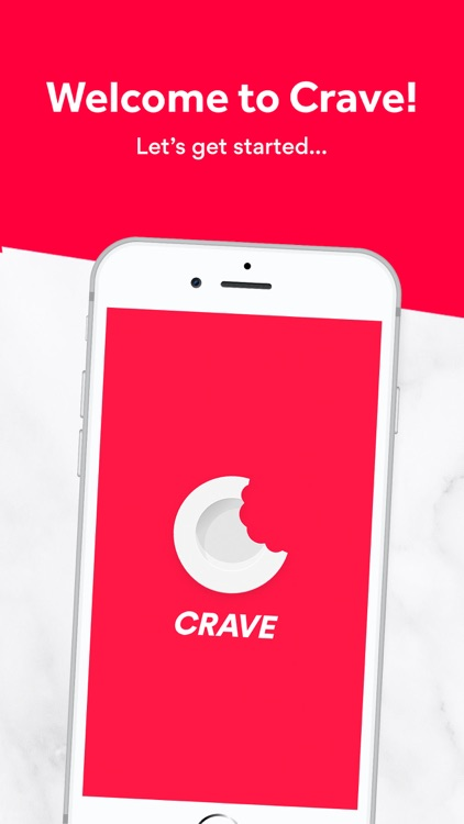 Crave - Live Restaurant Deals
