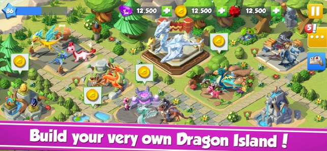 Dragon Mania Legends Mod Apk Unlimited Everything Android 1
