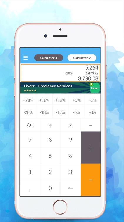 Easy Tax Calculator screenshot-4