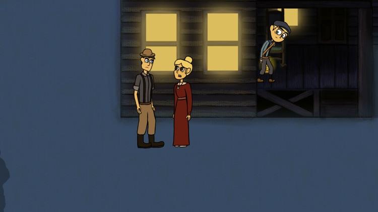 Spirits of Anglerwood Forest screenshot-3
