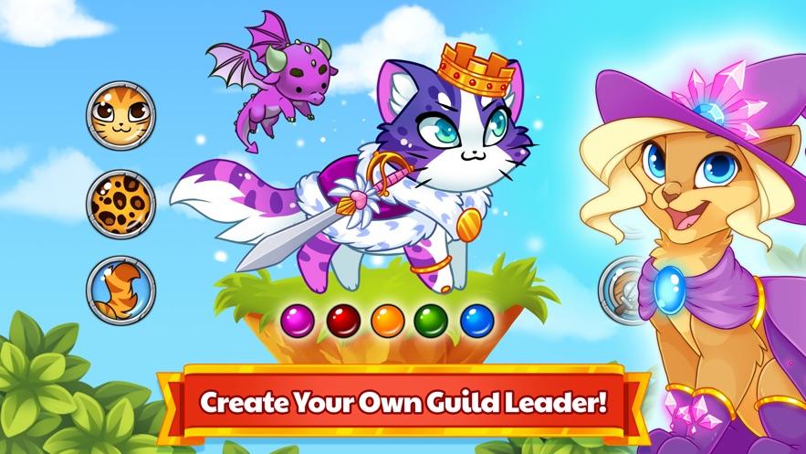 Castle Cats - Idle Hero RPG】版本记录- iOS App版本更新记录
