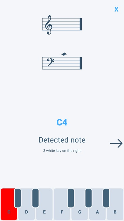 Guido - Learn to read notes screenshot-5