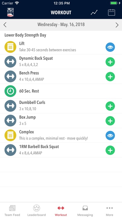TeamBuildr screenshot-3