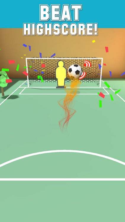 Penalty Shootout VS Goalkeeper screenshot-3