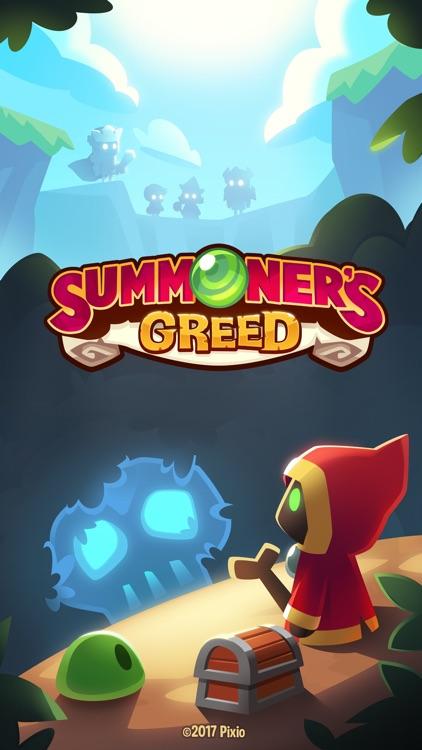Summoner's Greed: Idle RPG TD screenshot-6